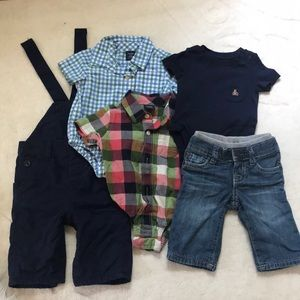 Baby Gap 0-3 month outfits